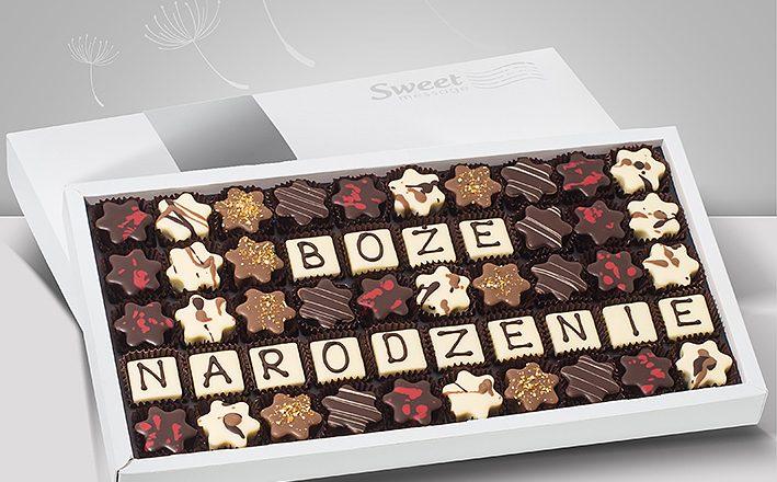 Słodkie wiadomości na Boże Narodzenie - Sweet Message