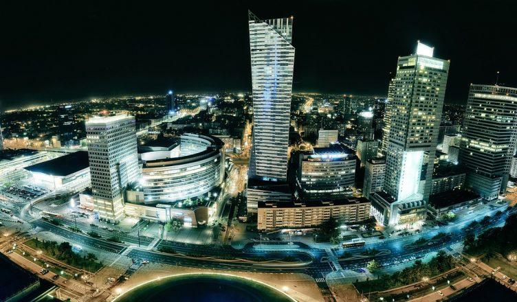 Top 3 hotele w Warszawie